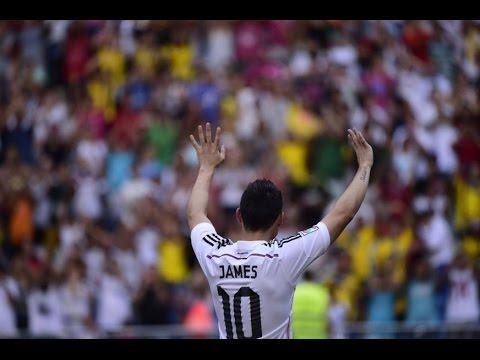 Primer Gol De James Rodríguez | Real Madrid 1 - 1 Atlético De Madrid | Súpercopa España 19/08/14 HD