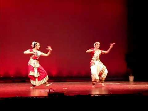 Bharatanatyam Indian Classical Fusion Dance:  Bo Shambo video