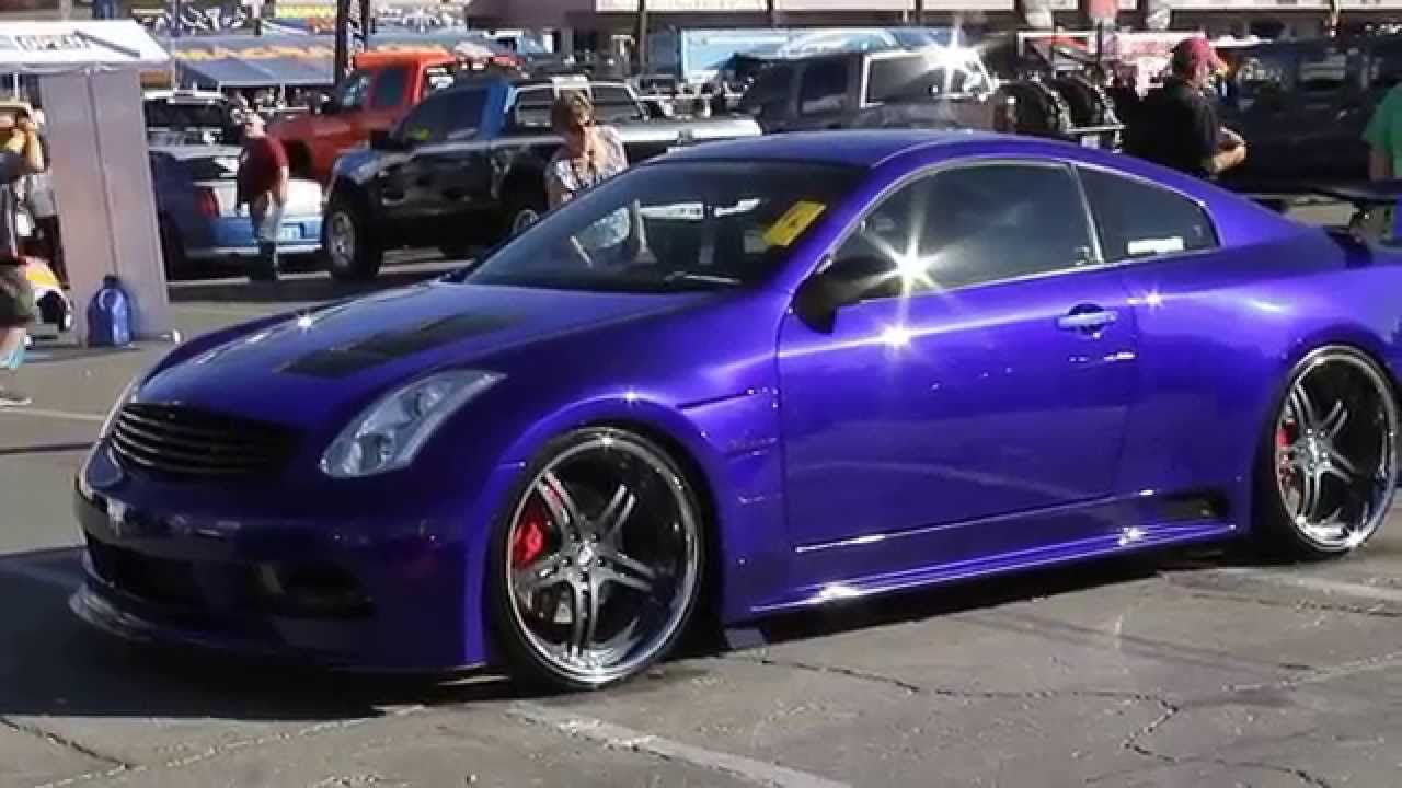 Custom 2007 Infiniti G35 Sedan >> 2007 Infiniti G35 Wide Body Kit - YouTube