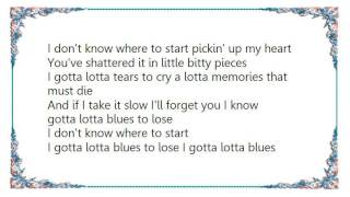 Watch Connie Smith Gotta Lotta Blues To Lose video