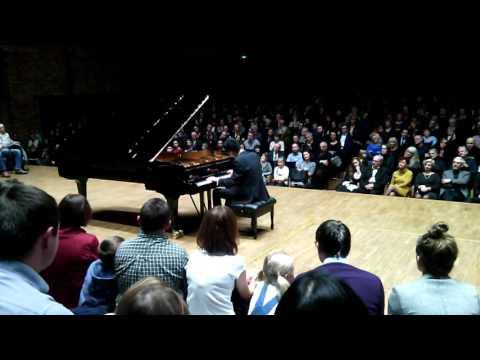 Eric Lu -Filharmonia Lubelska- Koncert-27.11.2016