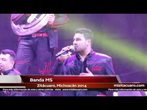Banda MS en Zitácuaro 2014