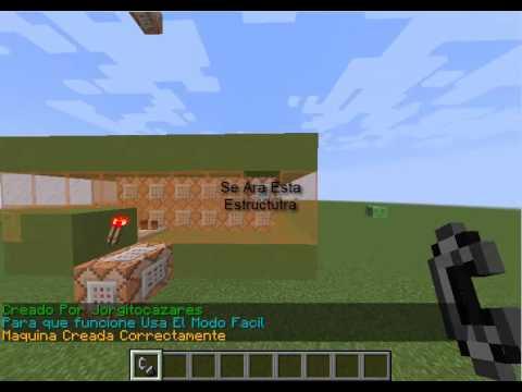 Minecraft Bomba Nuclear Con Un Comando 1.8