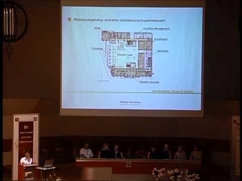Iwanna Woronkowa - Kształtowanie  Współczesnej Przestrzeni W Bibliotece Akademickiej - IV WSB
