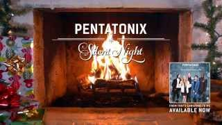 Yule Log Audio Silent Night Pentatonix