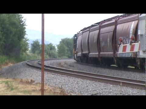 Norfolk Southern Pittsburgh Line Series - Part 16 - McVeytown, PA - 7/9/10 ©
