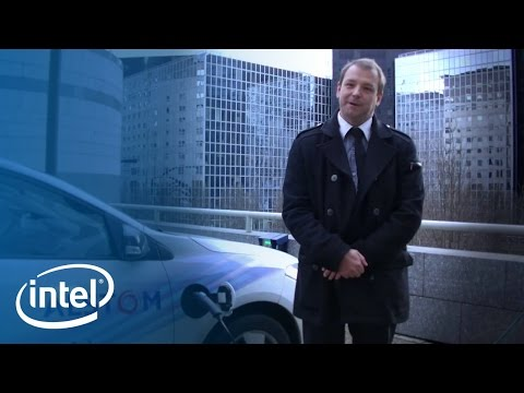 Alstom and Intel - Big Data and Security in the Smart Grid