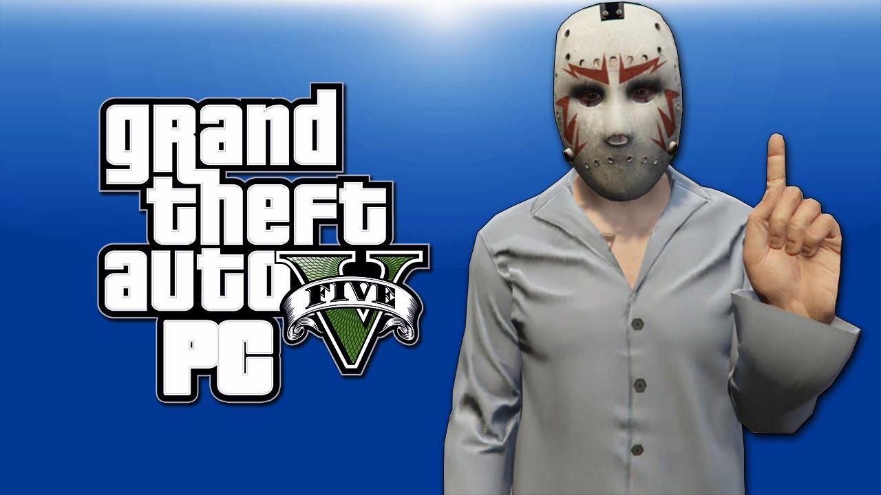GTA 5 PC Online Funny Moments - DLC! Executives & Other Criminals!