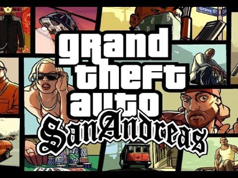 Aparecen logros de GTA San andreas en Xbox 360