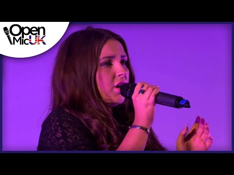 WHITNEY HOUSTON - HOW WILL I KNOW Performed by NICOLE WHITE at Glasgow Open Mic UK Singing Competiti