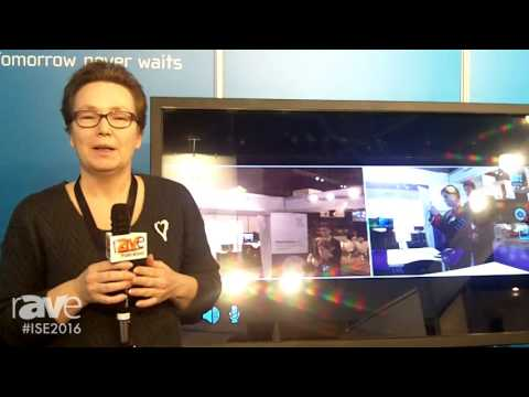 ISE 2016: ZTE Corporation Showcases EasyConference with WebRTC