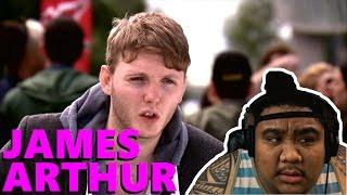 James Arthur - The X Factore : Audtion [MUSIC REACTION]