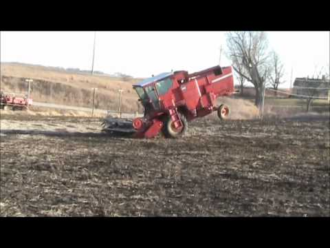 Tractor Stunts - Massey Dancing video