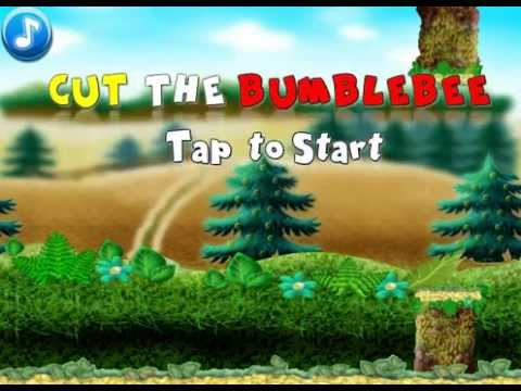 Cut The Bumblebee (android Advergame) video