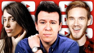 Complex Hit Us With A Copyright Claim, PewDiePie, Social Media Crisis, Tracking Journalists, & More