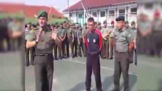 Amazing Skill of Indonesian Army You Wont Believe