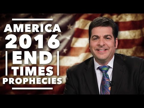 2016 End Times Prophecies for America | Hank Kunneman