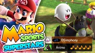 ¡Ryu, el mejor caballo! - Mario Sports Superstars (3DS) con @Naishys