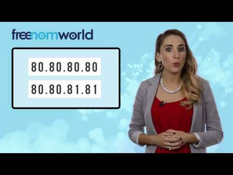 What is Freenom World?