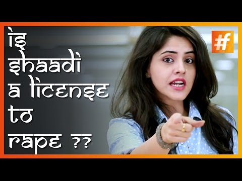 Indian Rape Case Video | Sex Crime | Is Shaadi A License To Rape In India?? thumbnail