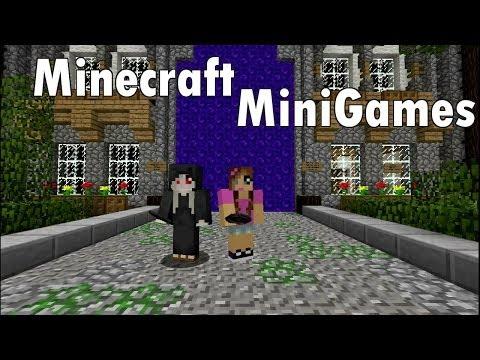Minecraft MiniGames z Niezapominajką :)