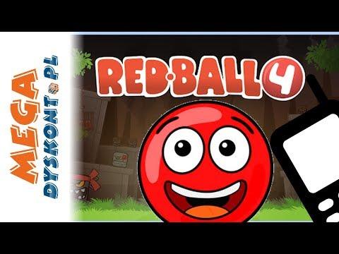 Red Ball 4! • Ostatnie Poziomy • Gry Na Telefon
