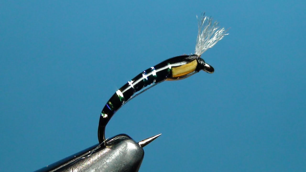 Rk 39 s uv chironomid youtube for Mini crossbow fishing
