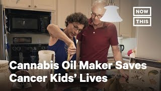 How This Cannabis Entrepreneur Saved Hundreds of Kids' Lives | NowThis