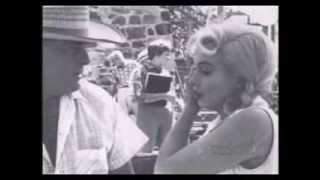 Hollywood Couples - Marilyn Monroe And Joe Dimaggio