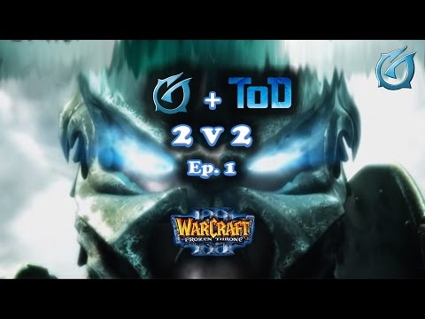 Grubby | Warcraft 3 The Frozen Throne | 2v2 with ToD
