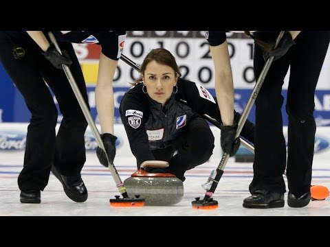 CURLING: RUS-SCO World Women's Chp 2015 - Playoff 3 v 4