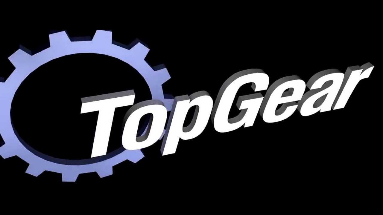 top gear logo animation