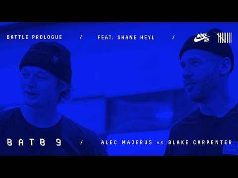 BATB9 | Shane Heyl - Battle Prologue: Blake Carpenter Vs Alec Majerus - Round 1