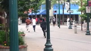 Downtown spokane hood fight