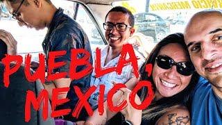 Puebla, Mexico Travel Vlog: Getting to Puebla!