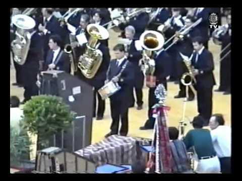 Certamen Valencia 1993 - CIM La Armonica de Buñol - A mi Buñol - M.Carrascosa