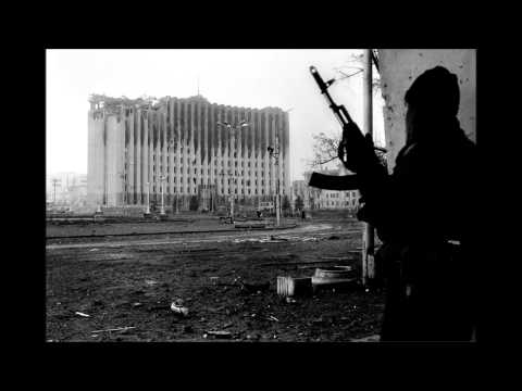 Военные, армейские песни - Грозный весь разбит
