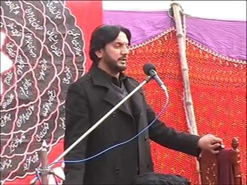 Zakir Iqbal Shah Bajar ( 10th Safar 2011 )( Mandi Bawal Din )