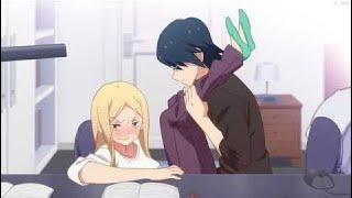 Tsurezure Children : Akagi and Kaji All Moments