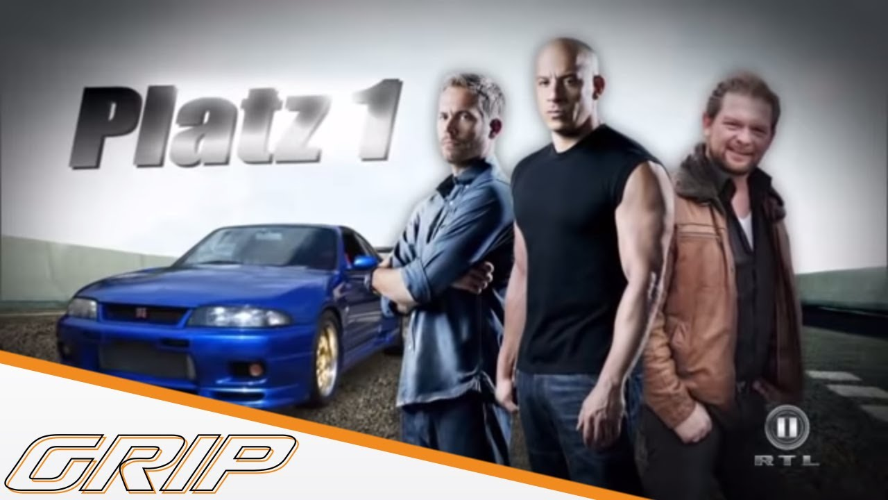 Fast And Furious 4 Skyline >> Paul Walkers Nissan Skyline GT-R R34 - GRIP - Folge 235 ...