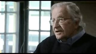Noam Chomsky on stupid people