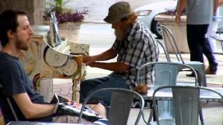 Donald Boone Gould Playing Come Sail Away In Sarasota Florida March 2014
