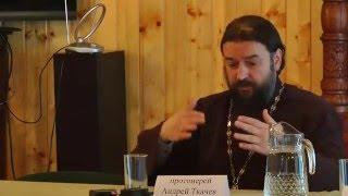 Батюшка протоиерей Андрей Ткачёв и семинаристы Курск вопросы Serafilm.ru серафилм серафим