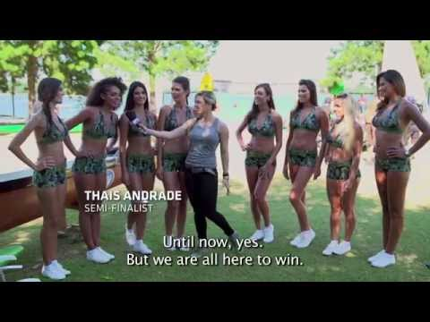 TUF Brazil 3: Octagon Girl Contest