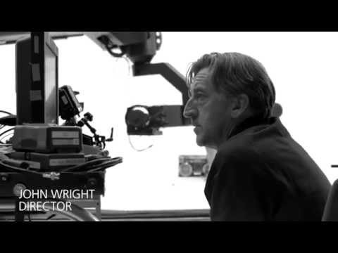 BEHIND THE SCENES - The making of 'Robo - Trumble' - a film by John Wright