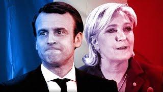 FRENCH ELECTION: Centrist Macron Defeats Far-Right Le Pen