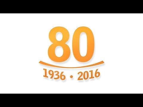 Shakhtar turns 80!