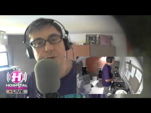 Hospital Podcast 185 LIVE with London Elektricity from Hospital HQ