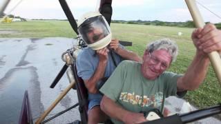 Ballistic Parachute Deployment test