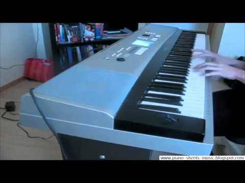 Carly Rae Jepsen - Call Me Maybe Piano Cover